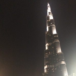 Burj Khalifa, Feb. 2015