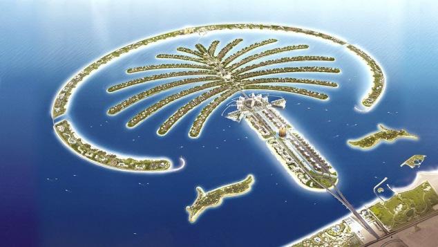 the Palm via @info-emirates.com
