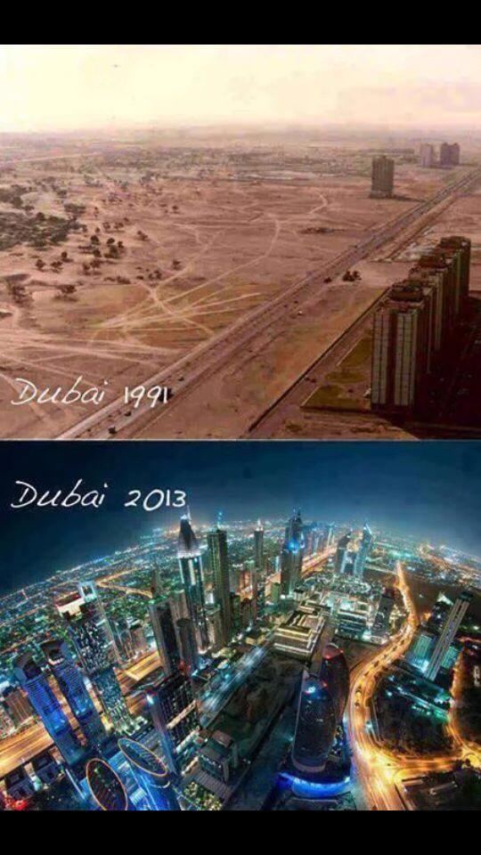 Dubai en la historia