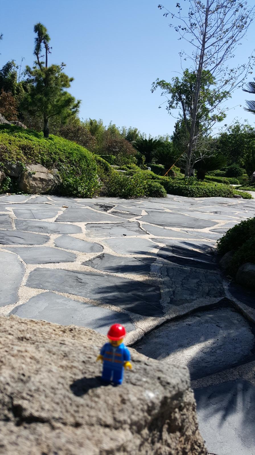 Una imagen del Jardín Japonés